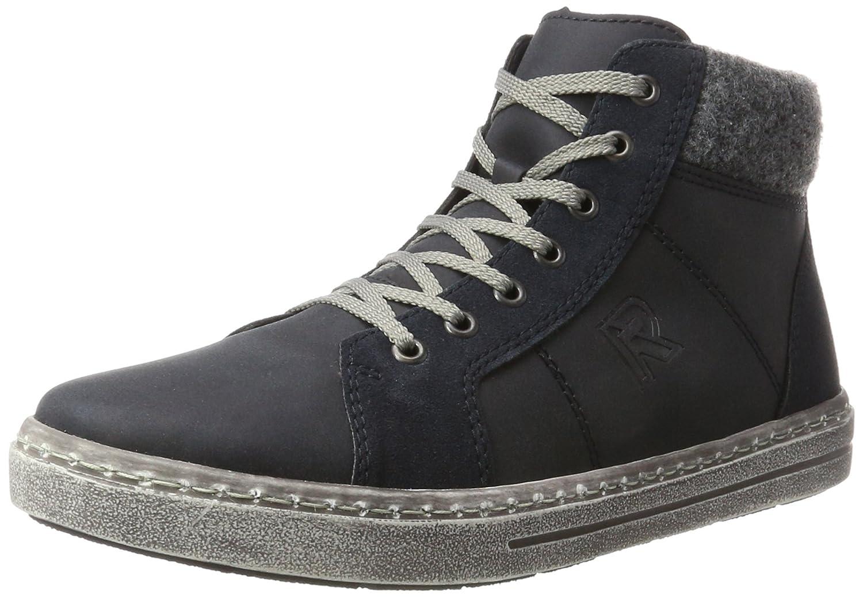 Rieker Herren 30910 Hohe Sneaker: : Schuhe