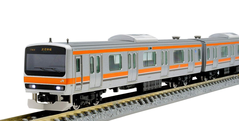 TOMIX Nゲージ E231 0系 通勤電車 武蔵野線 セット 8両 98649 鉄道模型 電車 B07DPMRNMG