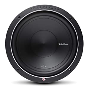 Rockford Fosgate P1S4-12 Punch P1 SVC 4 Ohm 12-Inch 250 Watts RMS 500 Watts Peak Subwoofer