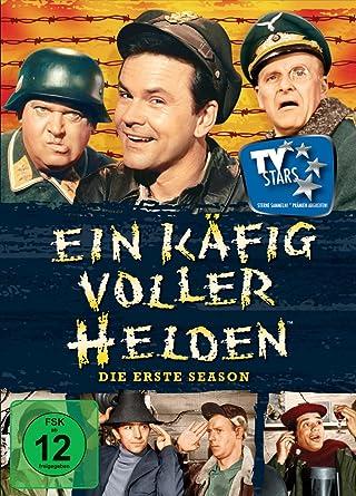 Ein Käfig Voller Helden Die Erste Season 5 Dvds Amazonde Bob