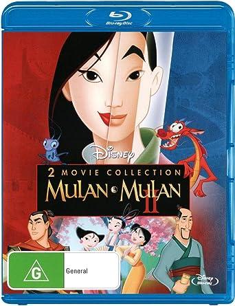 Mulan / Mulan 2 [Blu-ray]: Amazon.es: Tony Bancroft, Barry Cook ...