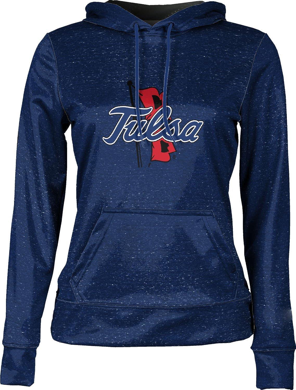 Heather School Spirit Sweatshirt ProSphere University of Tulsa Girls Pullover Hoodie
