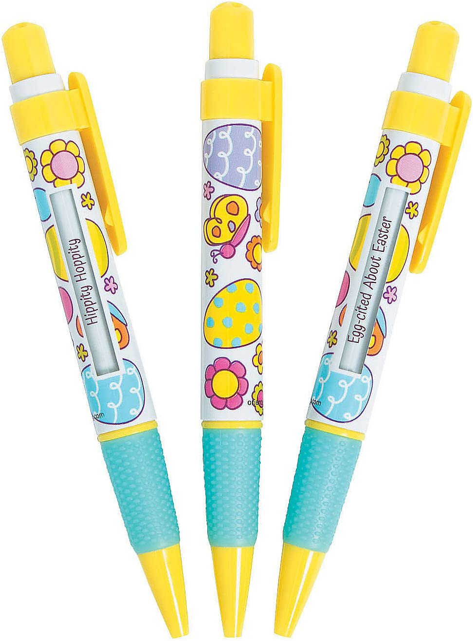 Pens Fun Express 12 Pieces Basic Easter Easter Message Pen for Easter Stationery