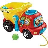 Vtech - A1503871 - Jouet Musical - Mon Camion Benne À Surprises