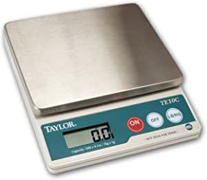 Amazon.com: Taylor Food Service 10-Pound Stainless Steel