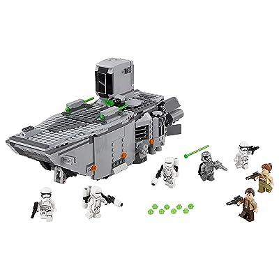 LEGO Star Wars 75103 First Order Transporter: Toys & Games