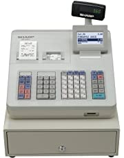 Sharp Cash Register - White