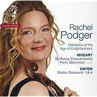 Violinkonzerte 1 & 4/Sinfonia