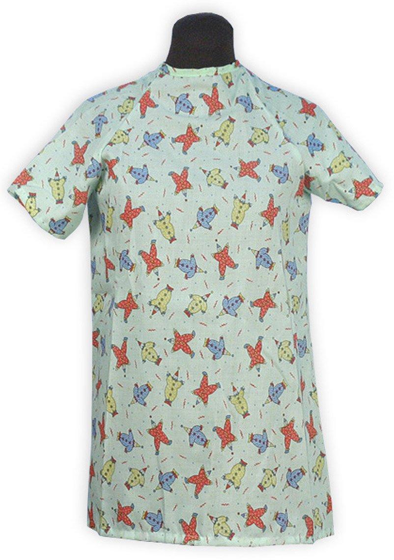 Pediatric Hospital Gown Clown Print (1 Dozen)