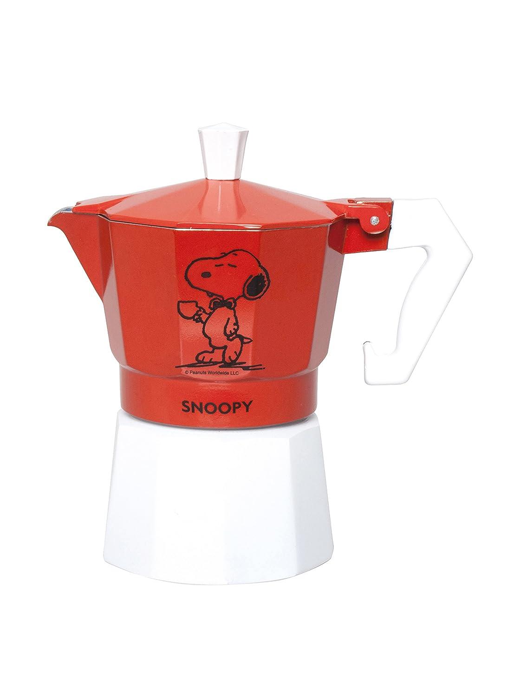 Molecuisine Cafetera Peanuts Snoopy Verde: Amazon.es: Hogar