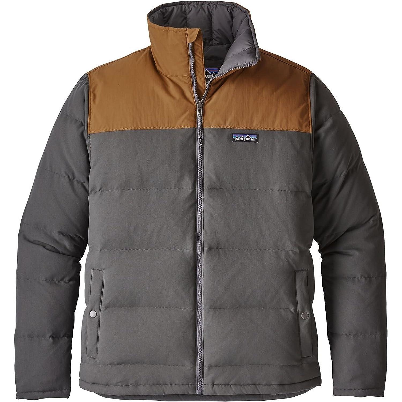 パタゴニア アウター ジャケット&ブルゾン Patagonia Bivy Down Jacket Men's Forge Grey 1p2 [並行輸入品] B075K5RX2Q