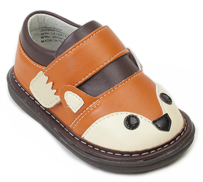 Wee Squeak Fox Toddler Squeaky Shoe