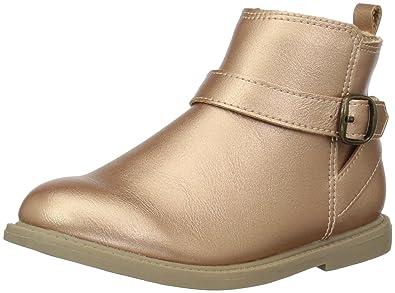 Carters Girls Nancy2 Fashion Boot, Pink 5 M US Toddler