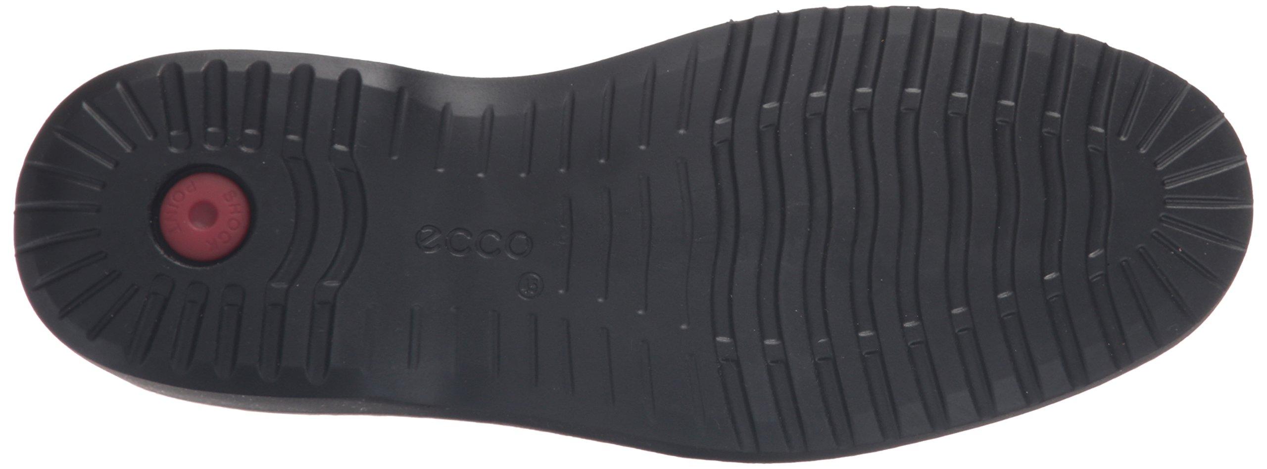 ECCO Men's Ian Chukka Boot, Black, 43 EU/9-9.5 M US by ECCO (Image #3)