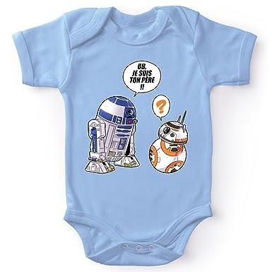 de77509a850fc Bodys (French Days) Star Wars parodique BB-8 et R2-D2   BB