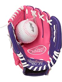 1bb08acc7 Rawlings Players Youth Tball / Baseball Glove Series (Ages 3-9)