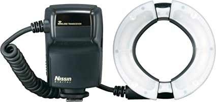 Nissin Mf18 Ringblitz Für Nikon I Ttl Kamera