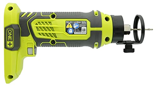 Ryobi P531 One 18-Volt Cordless Speed Saw Rotary Cutter w Included Bits Battery Not Included Tool Only