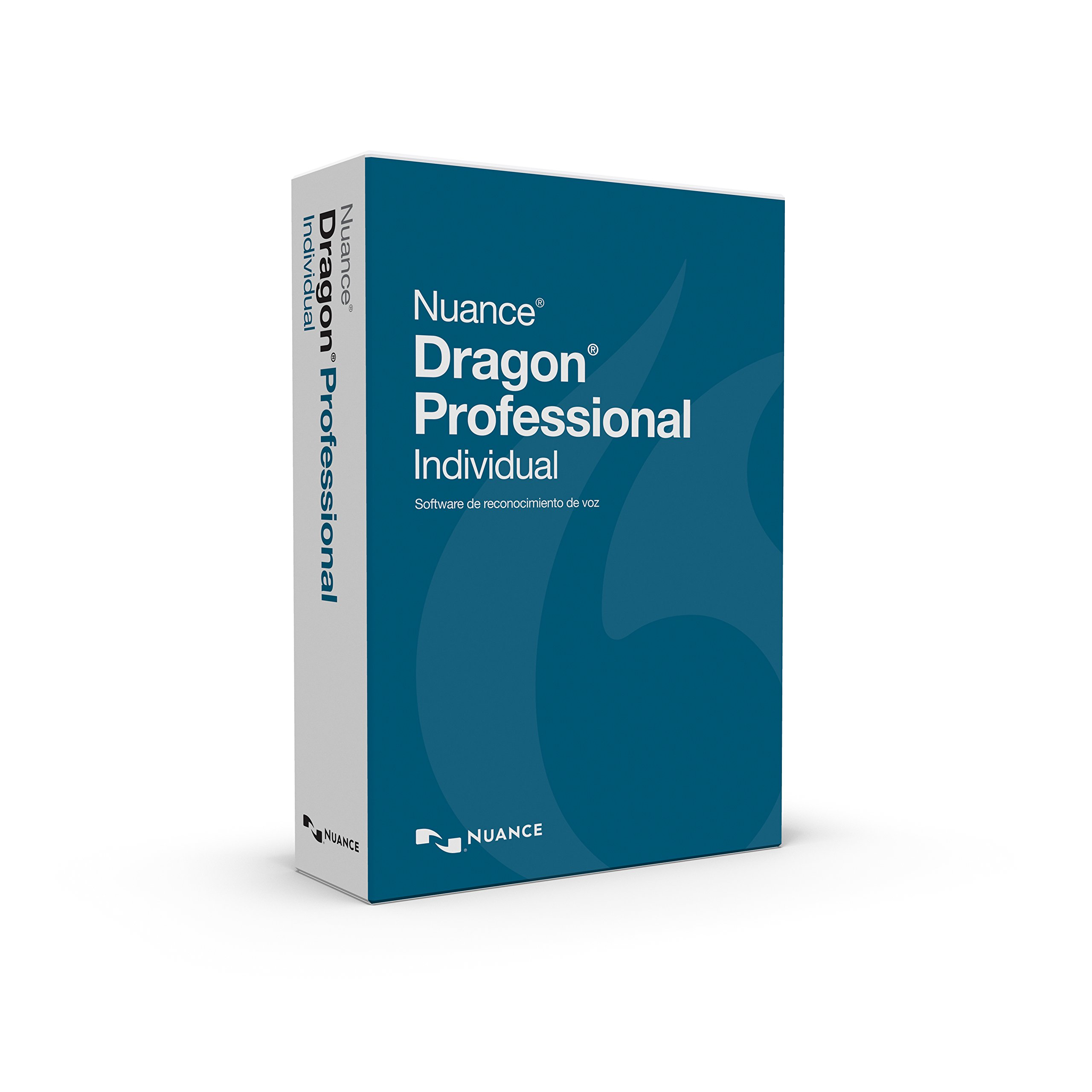 Dragon Professional Individual, Spanish by Nuance Dragon