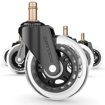 Amazon.com: opttico – Conjunto ruedas de repuesto para IKEA ...