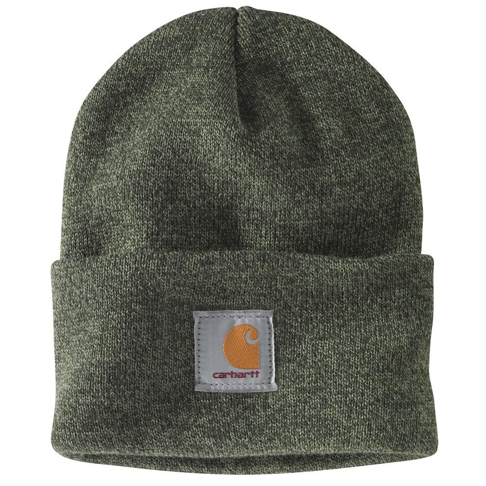 9c098dc75fb31 Carhartt Men's Acrylic Watch Hat A18