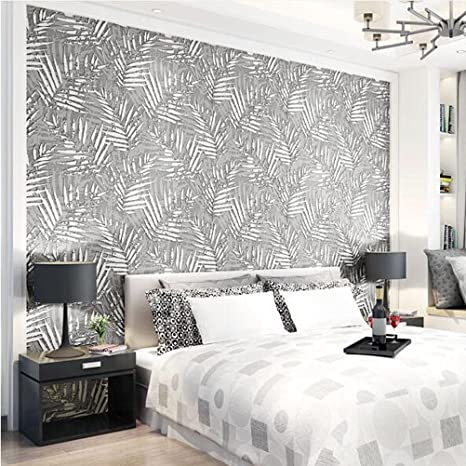 AIKE Semplice Moderno Non tessuto 3D Wallpaper Decorazione ...
