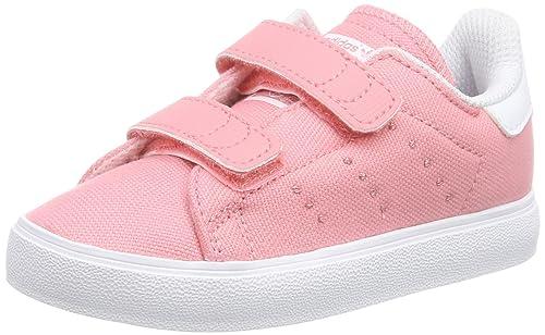 adidas stan smith rosa niña
