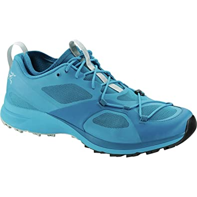 c47b28714f Arc'teryx Norvan VT Trail Running Shoe - Men's Aquamarine/Light Birch, US