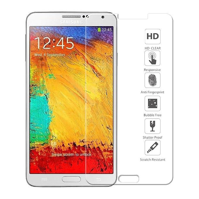 2 opinioni per Ganvol, Pellicola Protettiva in Vetro Temperato per Samsung Galaxy Note 3 N9000