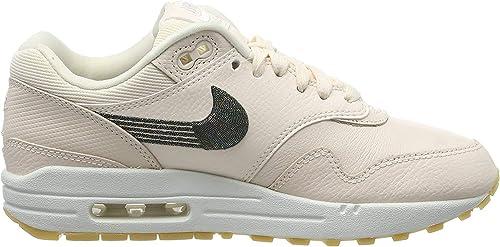 Nike Air Max 1 Prm, Scarpe da Ginnastica Basse Donna