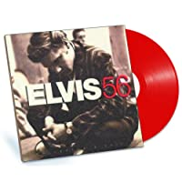 Elvis '56 - Édition limitée (vinyle rouge)