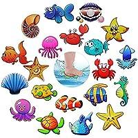 Xinfang Pegatinas para bañera Pegatinas Antideslizantes Calcomanías