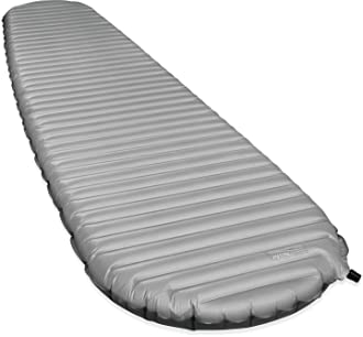 This best sleeping pad image shows the Therm-a-Rest NeoAir XTherm mattress.