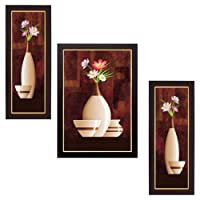 SAF Set of 3 Painting