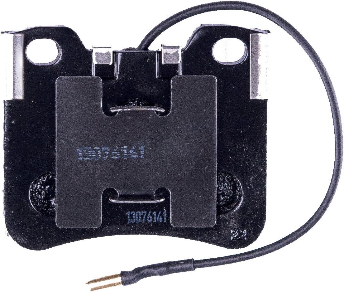 Scheibenbremse TRW GDB906 Bremsbelagsatz
