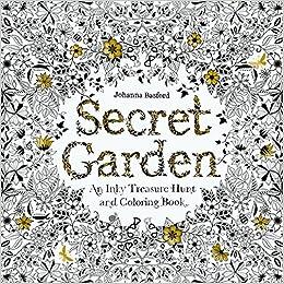Amazon Secret Garden An Inky Treasure Hunt And