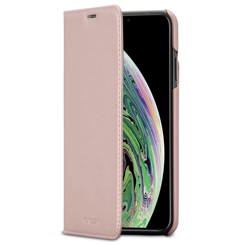 caseza iphone xs flip case