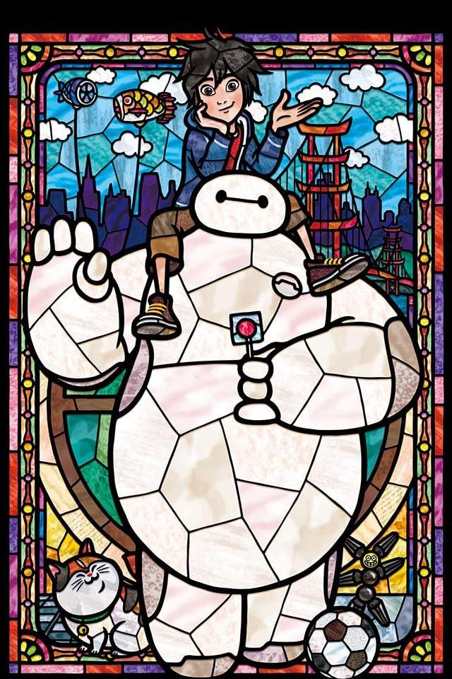 ディズニー ベイマックス iPhone(640×960)壁紙画像