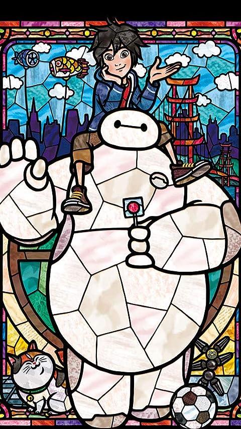 ディズニー ベイマックス XFVGA(480×854)壁紙画像