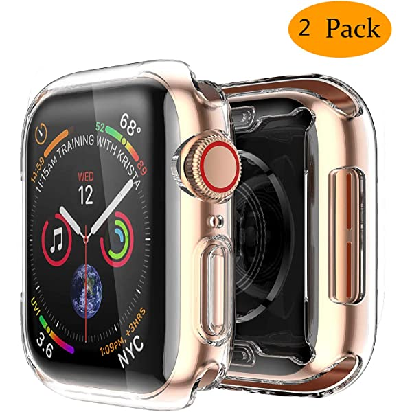 Amazon.com: Smiling Case for Apple Watch Series 4 & Series 5 ...