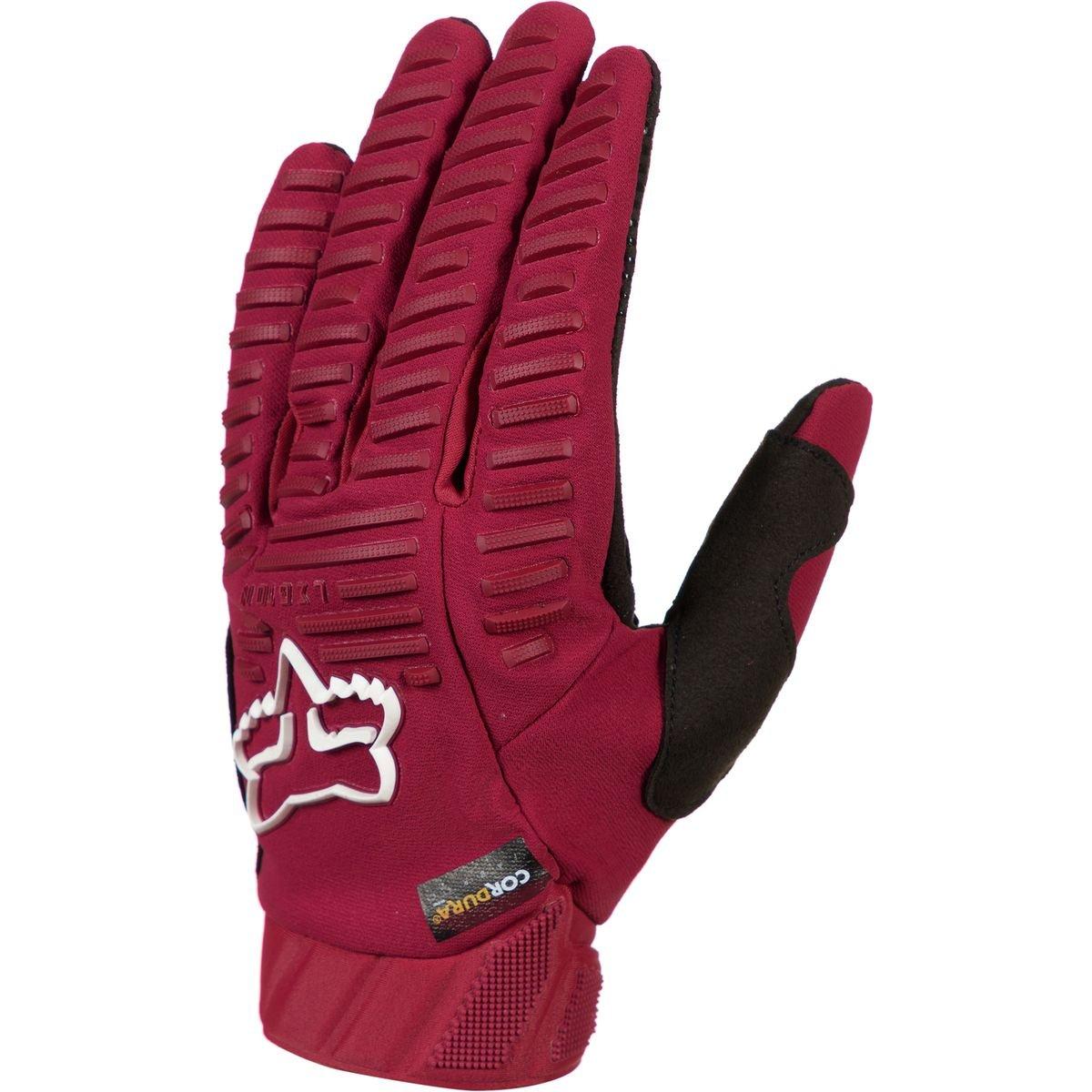 2018 Fox Racing Legion Gloves-Dark Red-S
