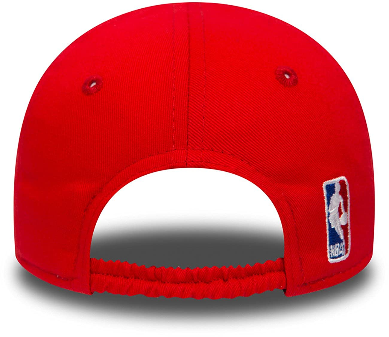 d30e7398d95 New Era NBA Chicago Bulls Kids Essential 9Forty Elasticback Cap Red Infant  Seaugling  Amazon.co.uk  Clothing