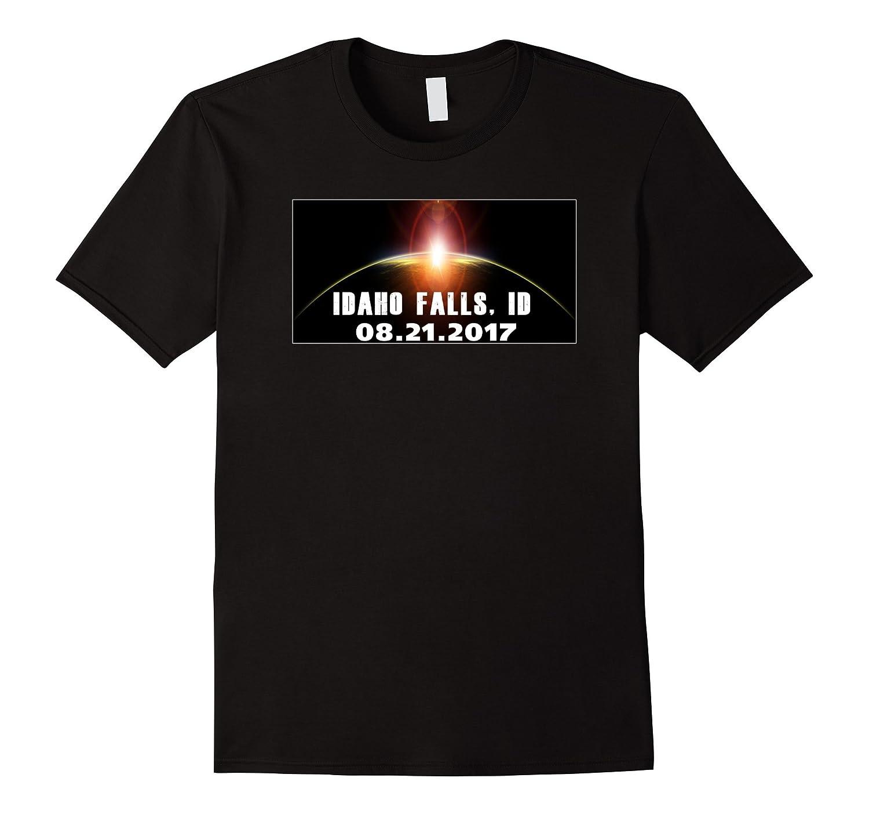 2017 Total Solar Eclipse in Idaho Falls, Idaho Shirt