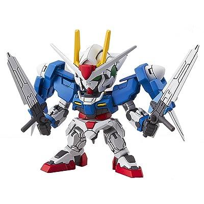 "Bandai Hobby SD EX-Standard 008 00 ""Gundam 00"" Building Kit: Toys & Games"
