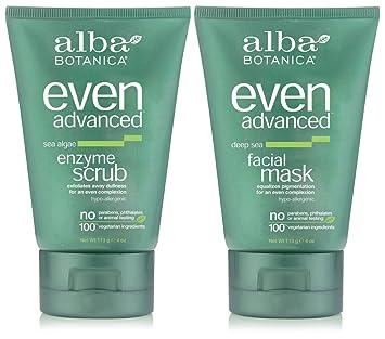 Amazon.com: Alba Botanica incluso Advanced, Mar Algas enzima ...