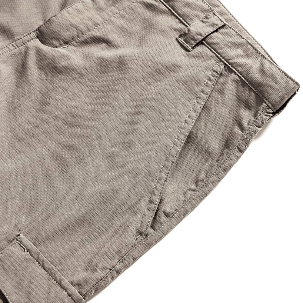 Hiking Camping Fishing Zip Off Trousers 9013 Kids Girls Youth Outdoor Quick Dry Convertible Pants