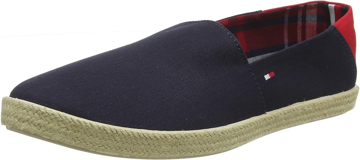 Tommy Hilfiger Easy Summer Slip On, Alpargatas para Hombre