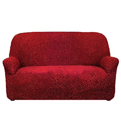 Astounding Loveseat Cover Loveseat Slipcovers Loveseat Couch Covers Soft Polyester Fabric Slipcovers 1 Piece Form Fit Stretch Stylish Furniture Cover Gmtry Best Dining Table And Chair Ideas Images Gmtryco