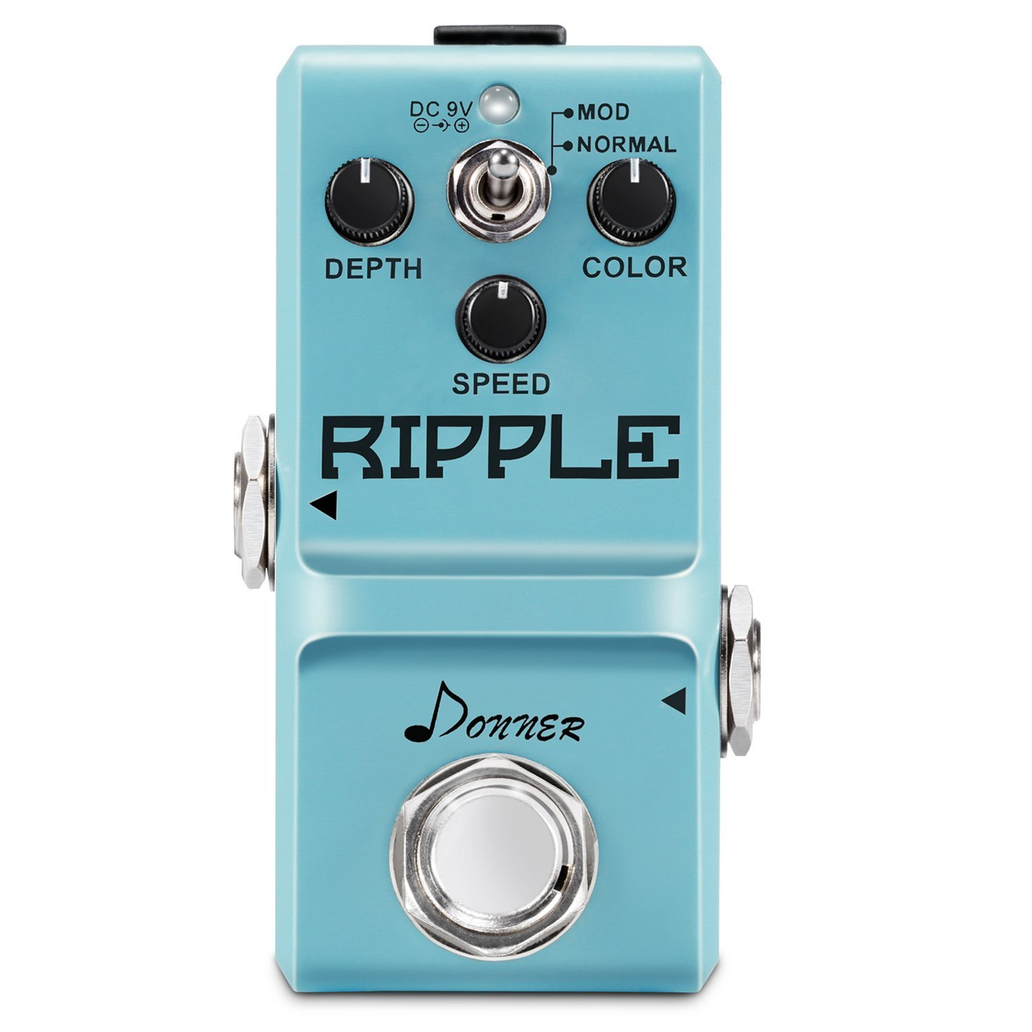 Top 10 Best Donner Guitar Pedals Reviews in 2020 3
