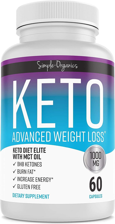 Keto Diet Pills 1000 Mg- Advanced Weight Loss Supplements